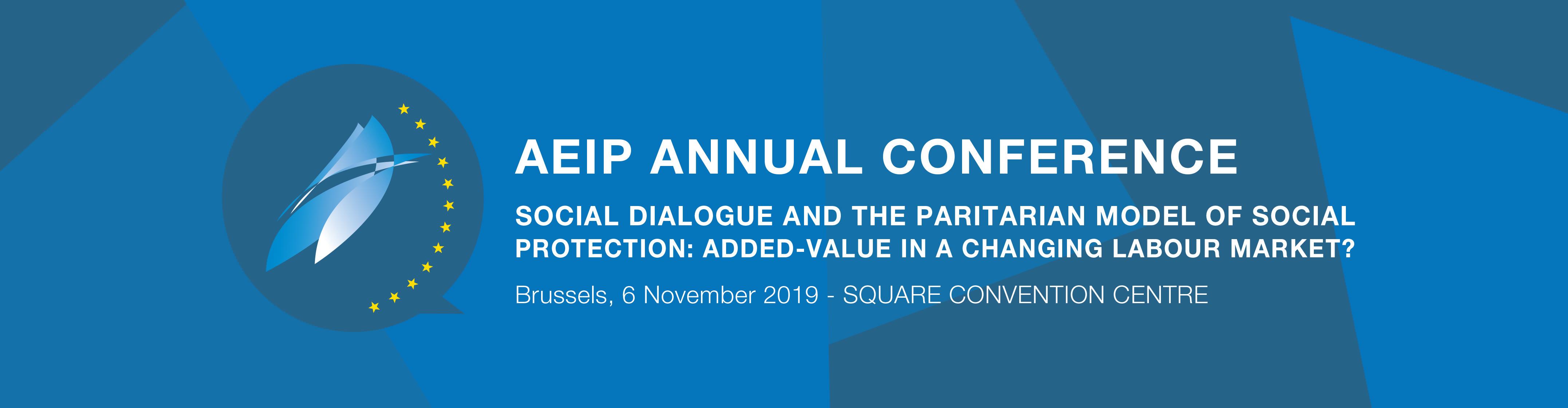 AEIP – ANNUAL CONFERENCE 2019 – AEIP